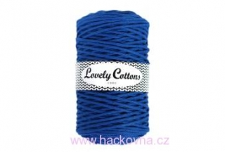 Šnůra Lovely Cottons - chrpová - 3mm/200m