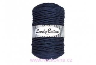 Šňůra Lovely Cottons - jeans 3mm/200m